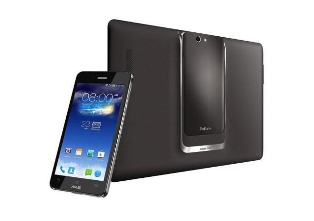 ASUS PadFoneASUS PadFone będzie dostępny w dwóch kolorach: czarnym i białym.
