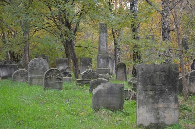 Cmentarz żydowski w Łowiczu. Miejsce, w którym zatrzymał się czas