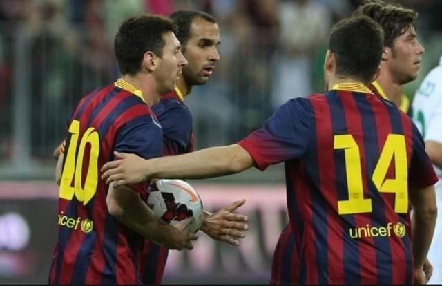 Atletico vs Barcelona. Czy piłkarze Barcelony przejdą dalej?
