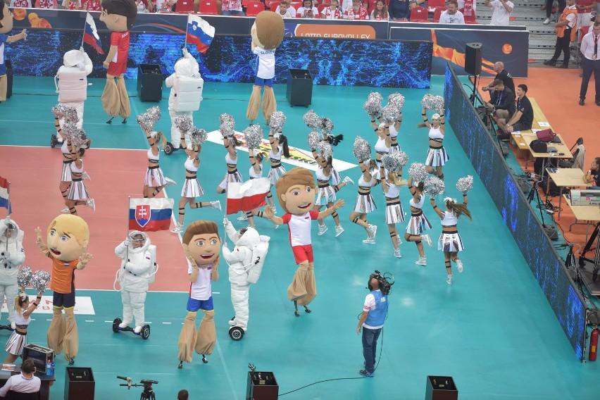 Na PGE Narodowym odbyło się oficjalne otwarcie mistrzostw...