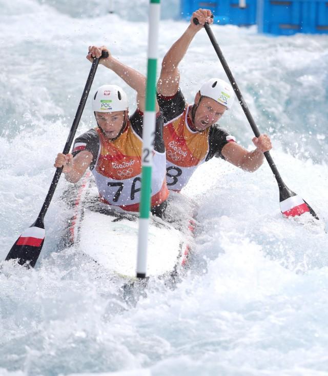 Piotr Szczepański i Marcin Pochwała nie zdobyli w Rio medalu