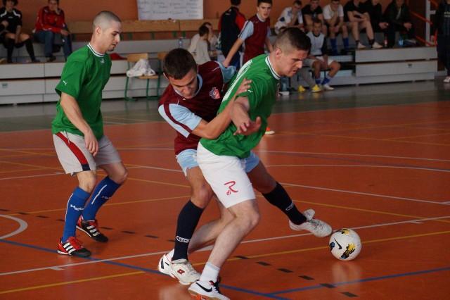 Turniej mikołajkowy w Kostrzynie zgromadził 160 zawodników. Rywalizacja trwała całą sobotę.