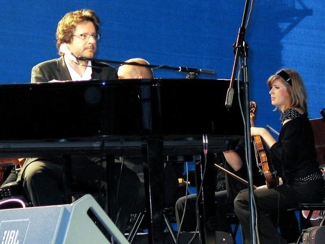 Turnau, Jopek i inni wystąpią w koncercie pod tężniami.