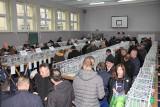 300 gołębi pocztowych na wystawie w Brzezinach