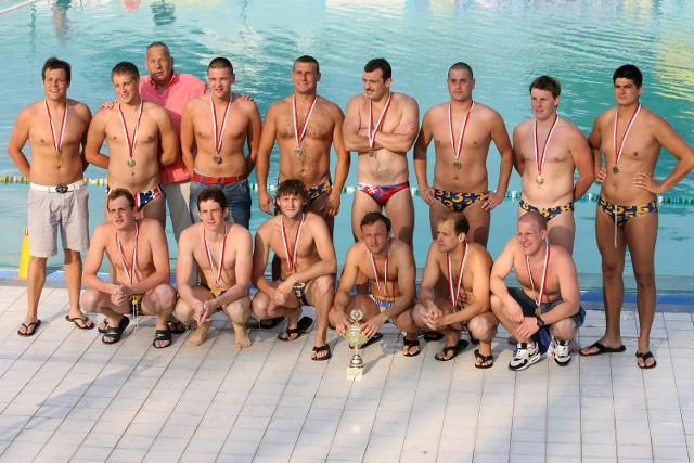 Najwyższą nagrodę, 60 tys. zł otrzymał zespół waterpolistów ŁSTW UŁ.