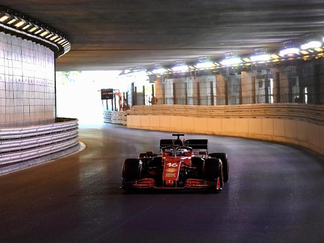 Słodko-gorzki czwartek Leclerka w GP Monako. Gospodarz dał czadu w drugim treningu