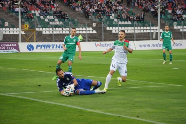 Zagłębie Sosnowiec - Olimpia Grudziądz 0:0