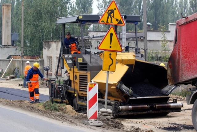 Ul. Zwycięska we Wrocławiu: kolejny remont realizowany przez szwedzką firmę Skanska