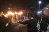 Rzym: pożar historycznego mostu. Prawdopodobnie winni wzniecenia ognia są mieszkający w pobliżu bezdomni