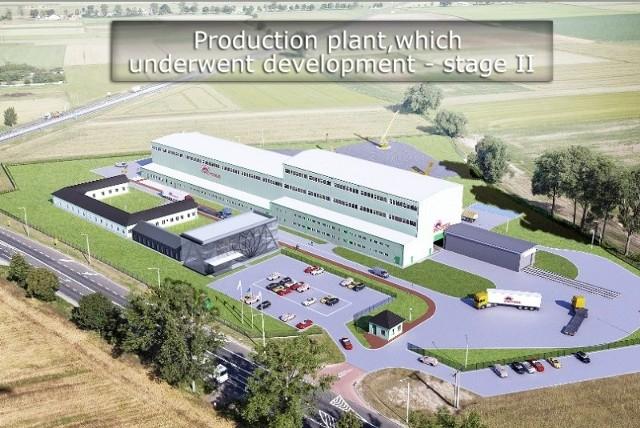 Protea inwestuje w KluczborkuNowa hala montażowa Protei  będzie mieć ponad 20 metrów wysokości. Zbudowany zostanie także nowoczesny przeszklony biurowiec. W Ligocie Górnej powstaną nowe miejsca pracy.