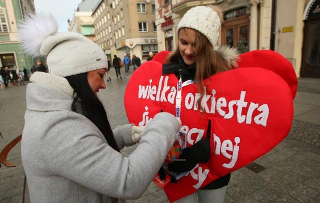 W tym roku wolontariusze wyjdą na ulice Wrocławia już po raz 25.