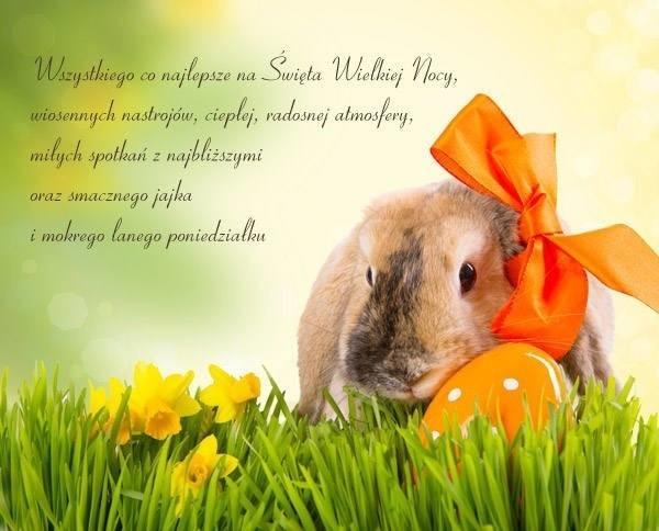 życzenia świąteczne Na Wielkanoc Kartki Zabawne I Piękne