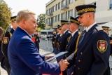 Święto straży miejskiej. Nagrody i awanse dla białostockich funkcjonariuszy (zdjęcia)