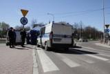 Śmiertelny wypadek na rondzie Lussy: Sąd utrzymał wyrok skazujący dla kierowcy ciężarówki (zdjęcia)