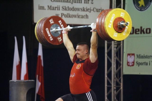 Arkadiusz Michalski z Górnika Polkowice, młodzieżowy wicemistrz Europy, drużynowy wicemistrz Polski.