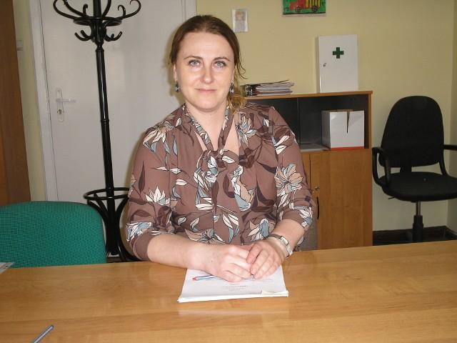Anna Mlostoń-Olszewska, Miejski Rzecznik Konsumentów.