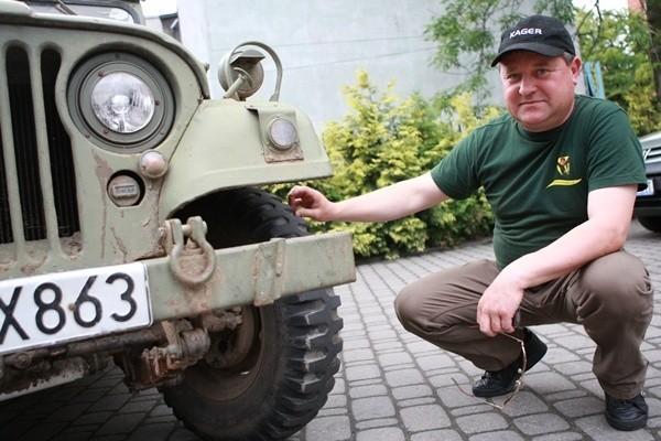 Gdy przygotowuję się do dalekiego wyjazdu, zaczynam od całkowitego przeglądu samochodu - mówi Jerzy Pączek