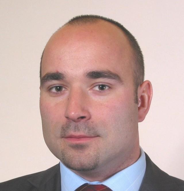 Szymon Mazurkiewicz, dyrektor Kieleckiego Inkubatora Technologicznego: - Zapraszamy ludzi, którzy mają ciekawy pomysł na biznes. Pomożemy im w otwarciu własnej firmy.