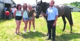 Hodowcy z powiatu buskiego zaprezentowali swoje konie na czempionacie w Opatowcu