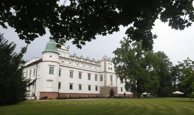 Wielbiony przez filmowców, perła polskiego renesansu - zamek w Baranowie Sandomierskim.