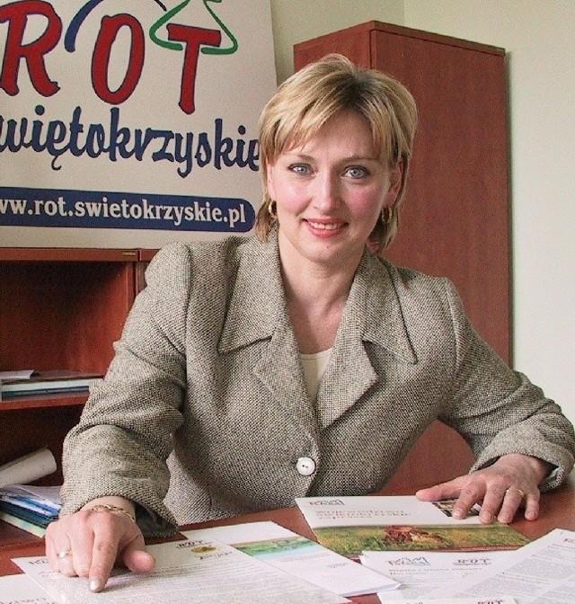 Małgorzata Wilk - Grzywna, dyrektor Regionalnej Organizacji Turystcyznej Województwa Świętokrzyskiego: Medialny wizerunek regionu bardzo się poprawił.