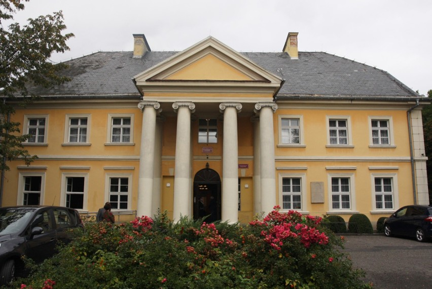 Pałac wypięknieje
