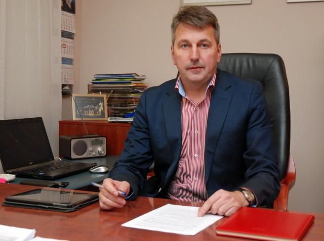 - Poszliśmy na całość i podjęliśmy uchwałę o całkowitym zwolnieniu z podatku od nieruchomości - mówi Krzysztof Sobejko