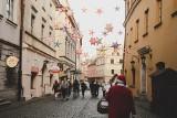 Świąteczny klimat na Starym Mieście. Zobacz, jak Lublin przystroił się na święta