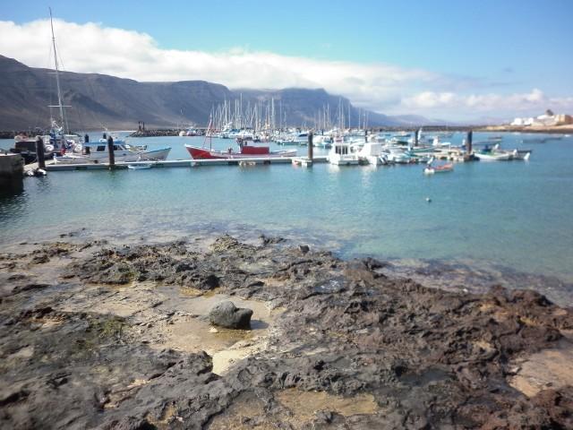 Graciosa jest najmniejszą z zamieszkałych Wysp Kanaryjskich.