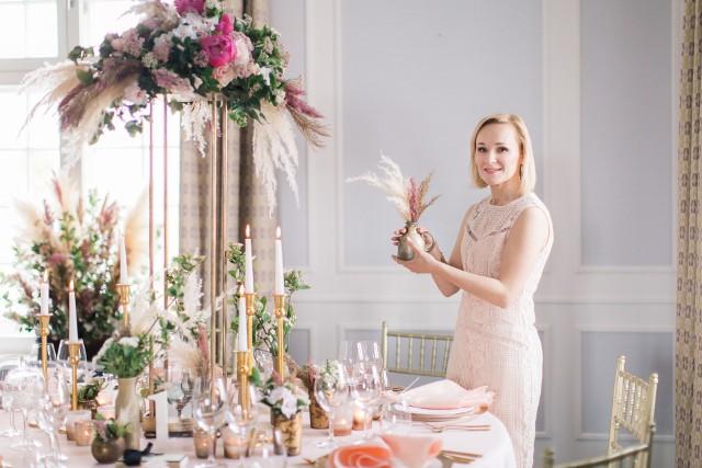 Na zdjęciu: Bogna Bojanowska, Wytwórnia Ślubów