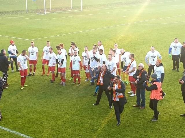 Stella Luboń w zeszłym sezonie sięgnęła po okręgowy Puchar Polski. Teraz znów zagra w finale - tym razem z Błękitnymi Wronki.