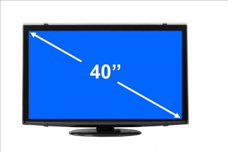40-calowy telewizor niesiony przez dwóch pijanych mężczyzn zainteresował patrol policji.