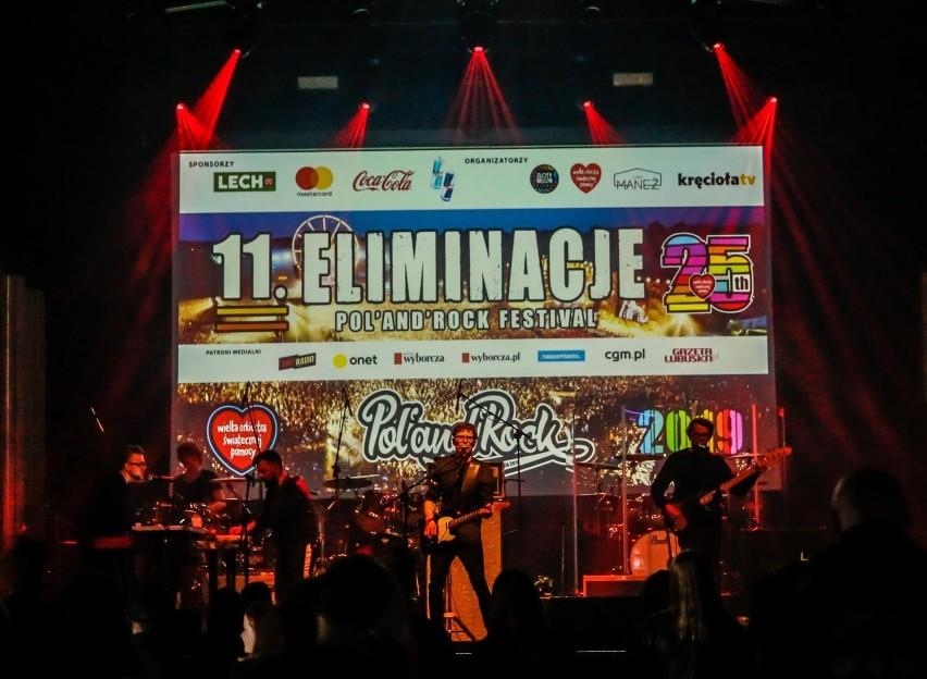Klub  Stary Maneż, eliminacje do Pol'and'Rock Festiwal 2019....