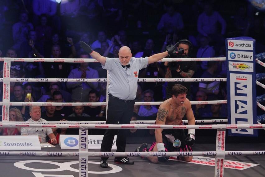 Szpilka wygrał w Sosnowcu