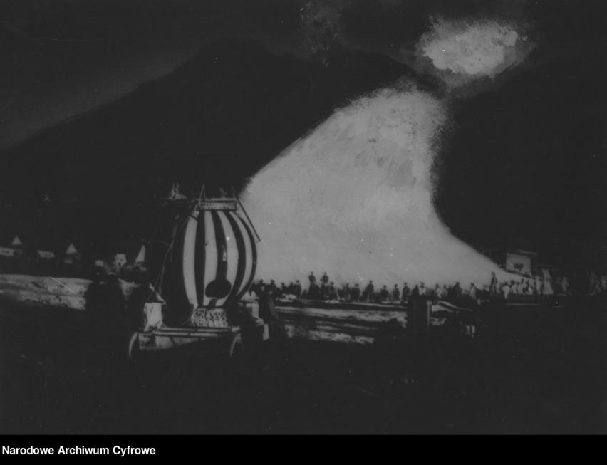 Niezwykła historia z Podhala. 83 lata temu z Doliny Chochołowskiej Polacy chcieli sięgnąć granic kosmosu