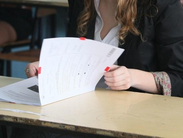 Odpowiedzi z testu matematyczno-przyrodniczego egzaminu gimnazjalnego podamy tuz po zakończeniu egzaminu