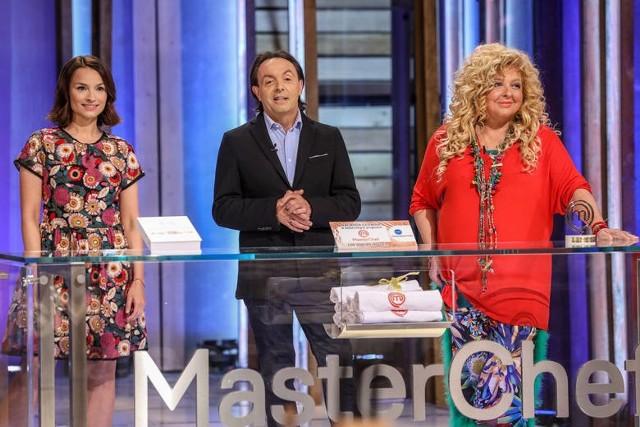 """W jury programu """"MasterChef"""" niezmiennie zasiadają Anna Starmach, Michel Moran i Magda Gessler"""