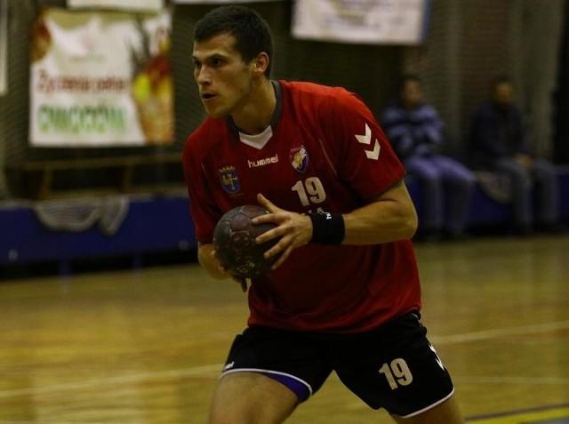Przemysław Zadura zdobył osiem bramek.