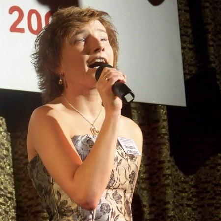 Izabela Fabisiak-Patryło udowodniła na scenie, że dla muzyki niepełnosprawność nie ma żadnego znaczenia.