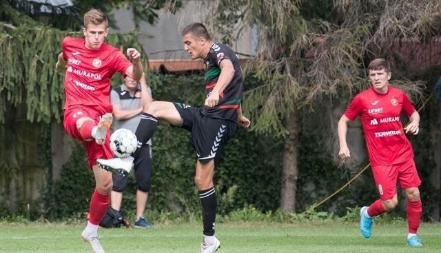 Karol Czubak zdobył dwa gole