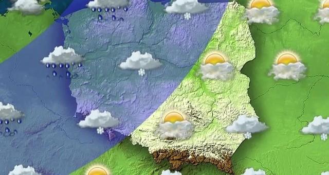 Prognoza pogody na święta Bożego Narodzenia 2017.