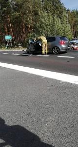 Dwa samochody osobowe zderzyły się w okolicy Widuchowej