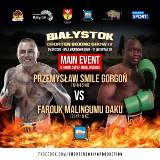 W sobotę gala boksu zawodowego Chorten Boxing Show IV. W walce wieczoru zobaczymy byłego mistrza Afryki i Przemysława Smile Gorgonia