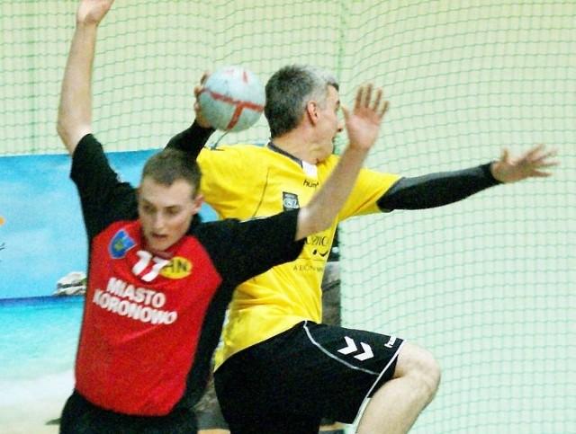 Mariusz Łukasiewicz zdobył aż trzynaście bramek.