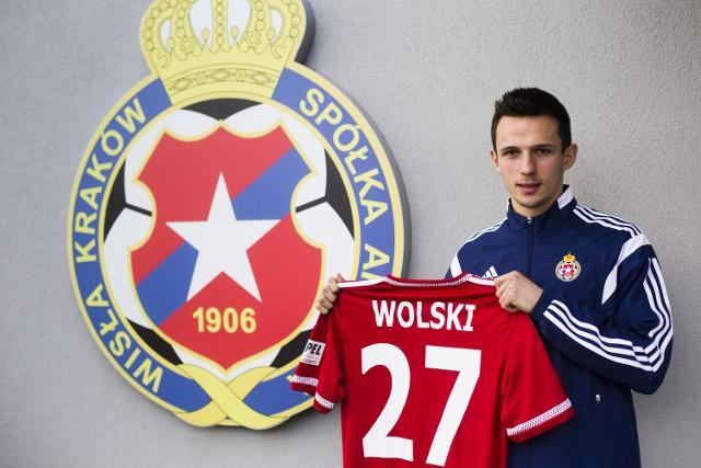 Rafał Wolski, nowy zawodnik Wisły Kraków