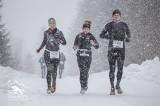 VII Zimowy Maraton Bieszczadzki: Biegacze aktywnie pożegnali zimę w Bieszczadach