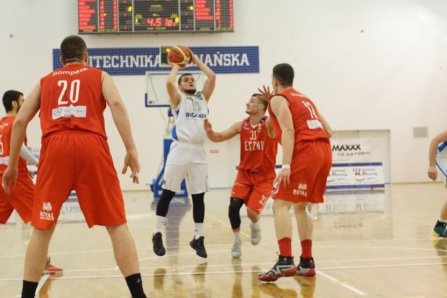 Piotr Wieloch to kluczowy zawodnik w ekipie Biofarmu Basket Poznań