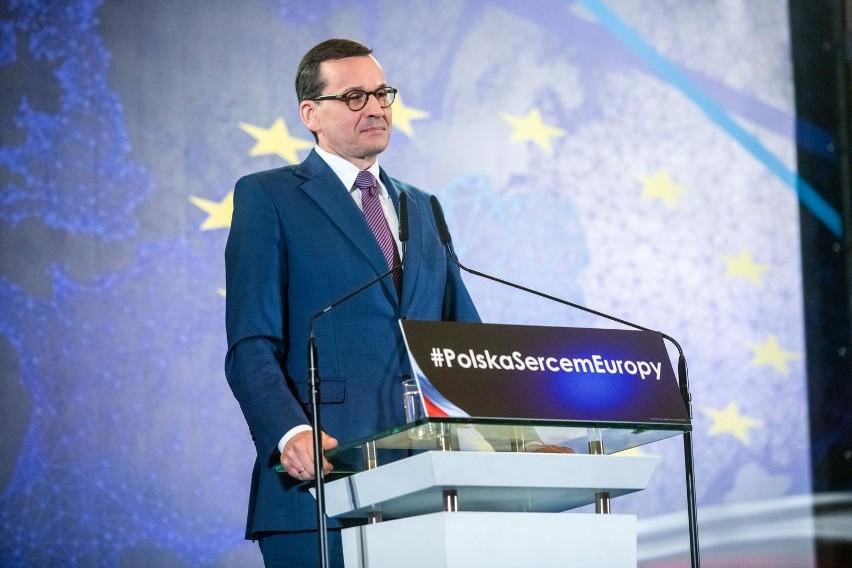 W niedzielę, 13 października Polacy wybrali Prawo i...
