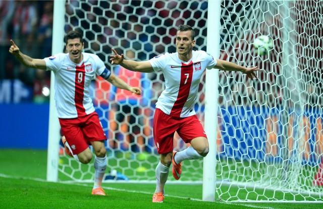 Lewandowski i Milik