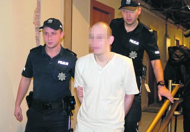 Tadeusz M. został skazany na prawie 4 lata więzienia za narażenie Dariusza R. i Aleksandra Ł. na utratę życia lub zdrowia